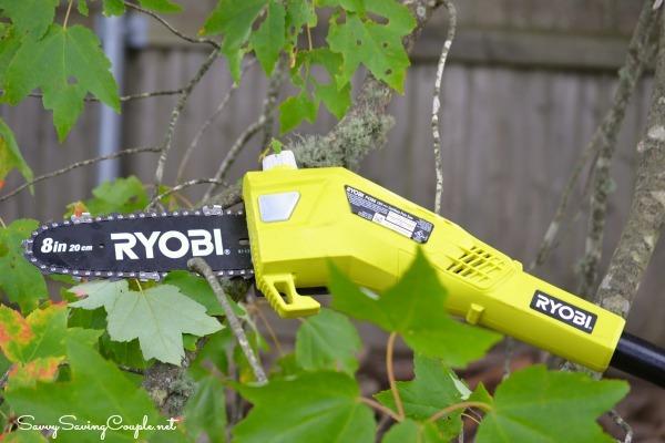 Ryobi 18V Pole Saw