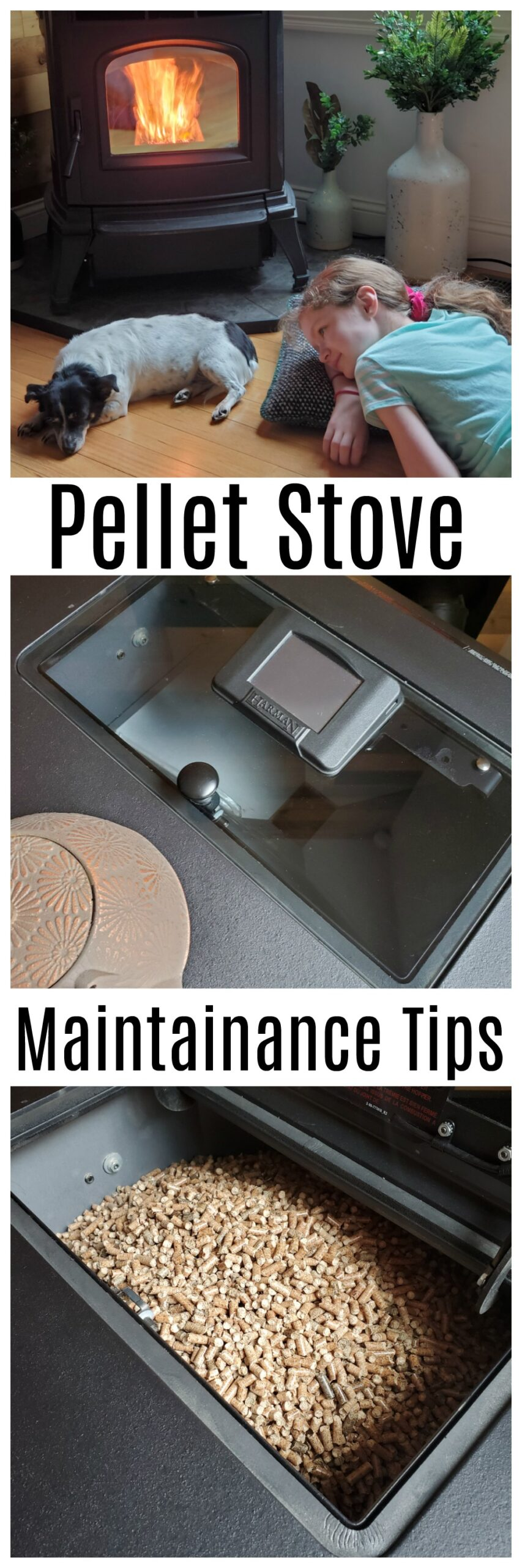 Pellet Stove Cleaning and Maintenance Tips